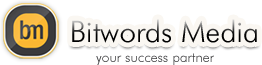 Bitwords media LLC Logo